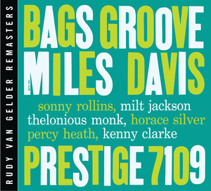 Bags' Groove (RVG Remaster) Albumcover