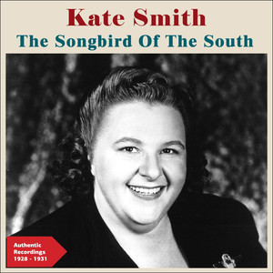 Kate Smith, The Song Bird of The South & her Swanee Music Shine On Harvest Moon cover