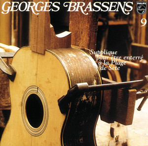 Supplique Pour Etre Enterre A La Plage De Sete-Volume 9 - Georges Brassens