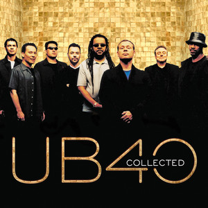 UB40 Collected album