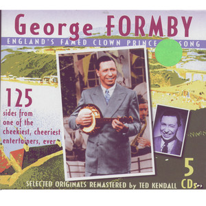 George Formby: England's Famed Clown Prince Of Song album