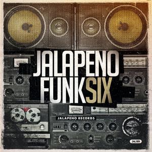 Jalapeno Funk Vol. 6 Albumcover
