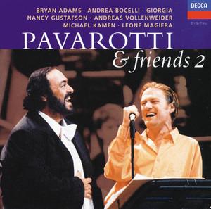 Luciano Pavarotti Brindisi cover