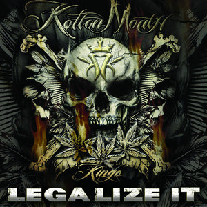 Legalize It EP Albumcover