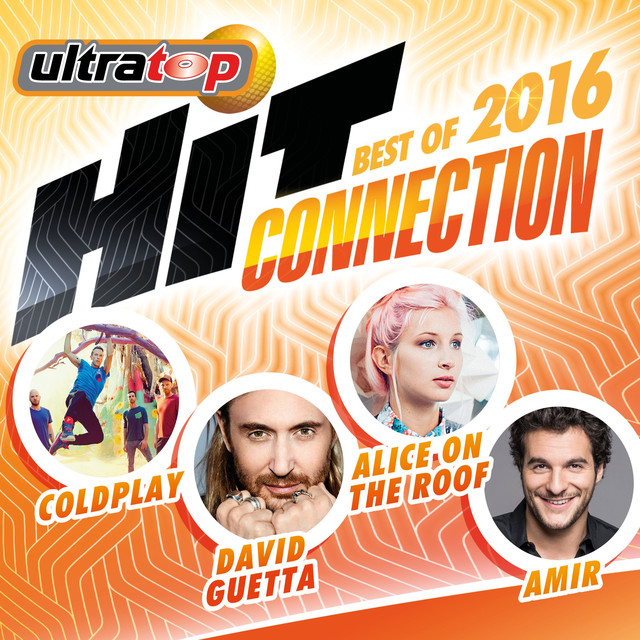 Various Artists Ultratop Hit Connection - Best Of 2016 album cover