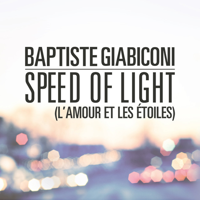 Speed of Light (L'amour et les étoiles)