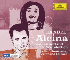 Handel: Alcina Albümü