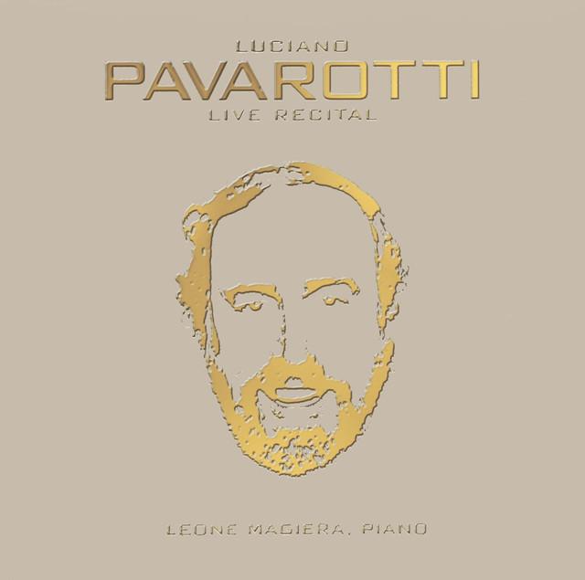 Luciano Pavarotti - Live Recital (40th Anniversary)