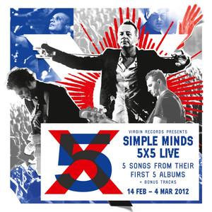 5x5 Live album