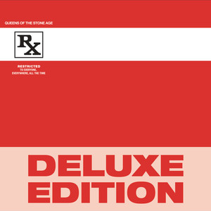 Rated R - Deluxe Edition Albumcover