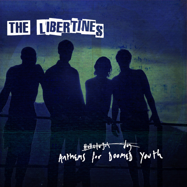 Album cover for Anthems For Doomed Youth by The Libertines