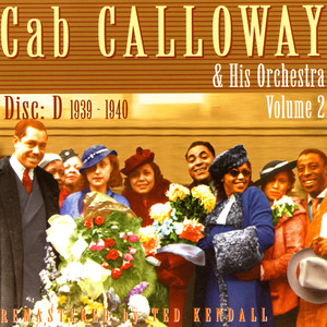 Cab Calloway The Ghost of a Chance cover