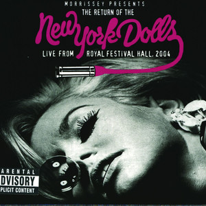 The Return of the New York Dolls - Live From Royal Festival Hall, 2004 album