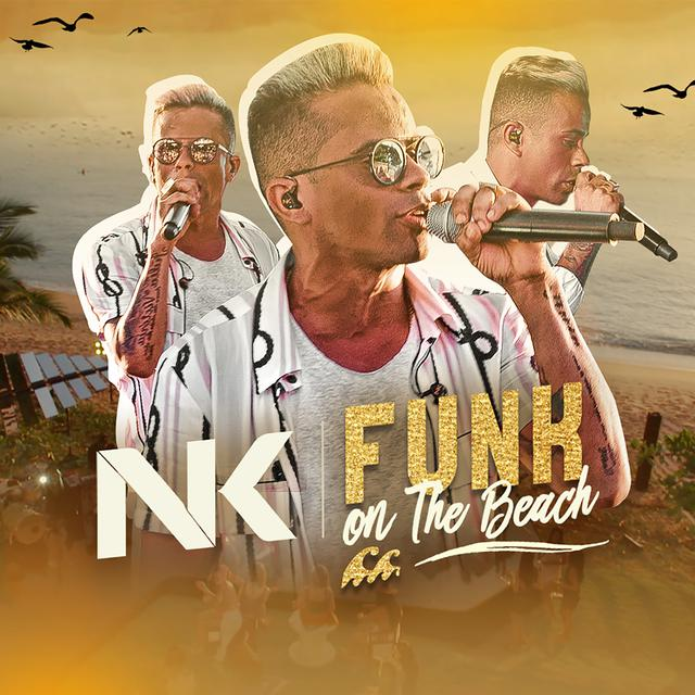 Album cover for Funk On The Beach by MC Neguinho do Kaxeta