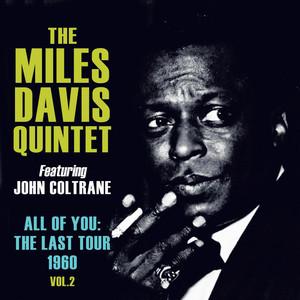 Miles Davis Quintet, John Coltrane If I Were a Bell - Zurich, April 8th 1960 cover