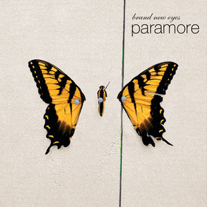 Pochette brand new eyes