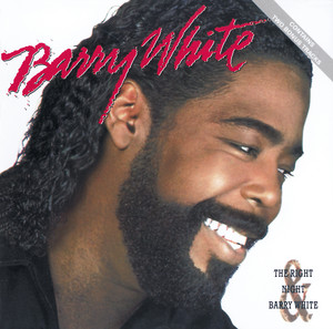 The Right Night And Barry White Albumcover