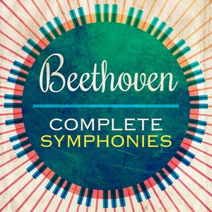 Beethoven Complete Symphonies Albumcover