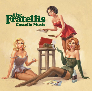The Fratellis Vince the Loveable Stoner cover