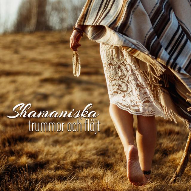 Shamaniska trummor och flöjt (Andlig meditationsmusik, Djupt trance, Shamaniska drömmar, Helig dans)