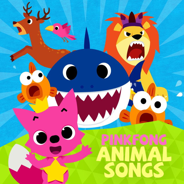 Pinkfong album cover