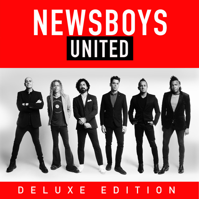 Album cover for United (Deluxe) by Newsboys