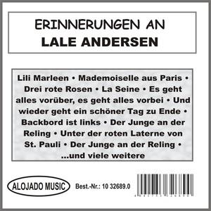 Erinnerungen an Lale Andersen album