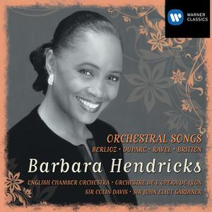 Barbara Hendricks sings Berlioz, Britten, Duparc & Ravel - Barbara
