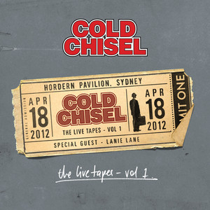 The Live Tapes Vol. 1: Live At The Hordern Pavilion, April 18, 2012 album