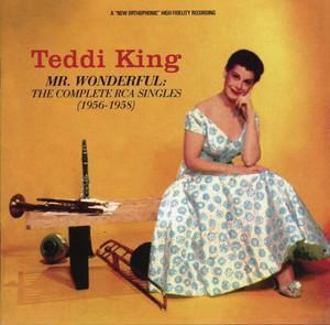 Teddi King Mr. Wonderful cover