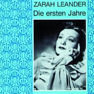Zarah Leander - Die ersten Jahre album