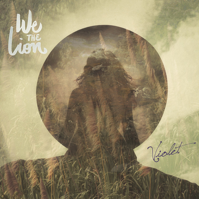 Album cover for Violet by We The Lion