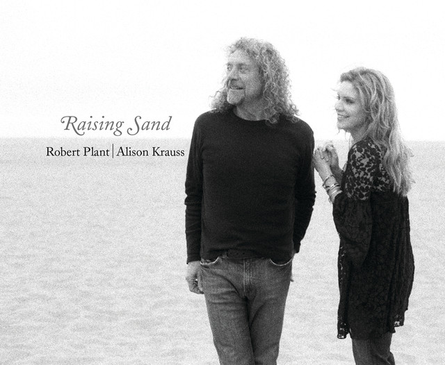 Album cover for Raising Sand by Robert Plant