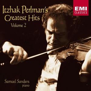 Itzhak Perlman's Greatest Hits: Volume II Albumcover