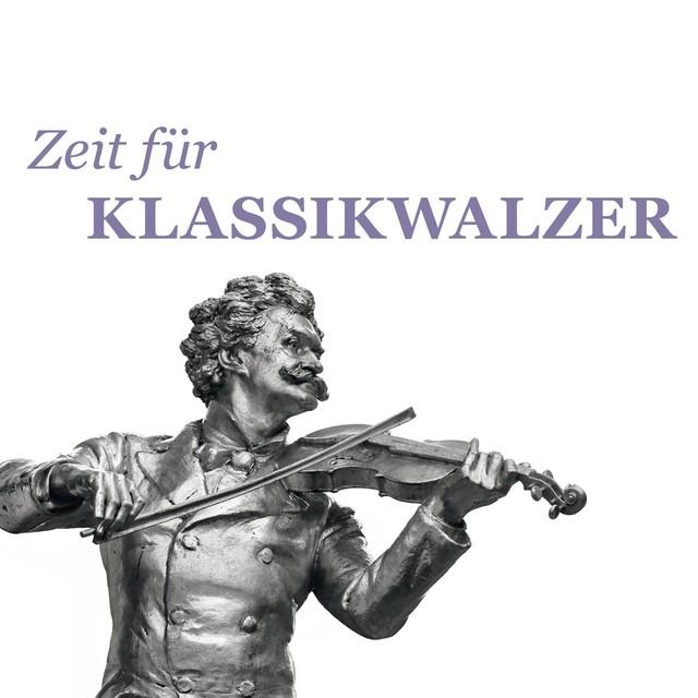 Zeit für Klassik-Walzer Albumcover
