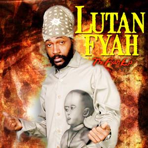 Lutan Fyah - The Fyah EP Albumcover