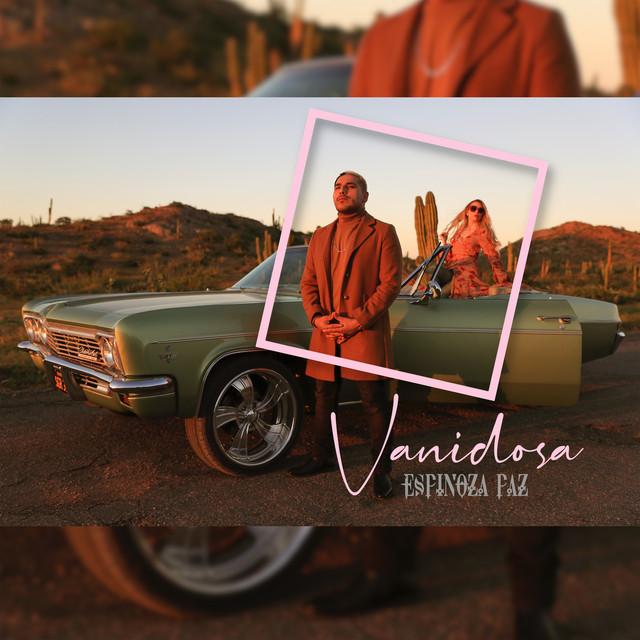 Espinoza Paz - Vanidosa cover