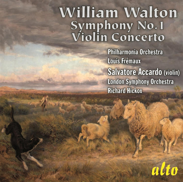 Walton: Symphony No. 1; Violin Concerto in B minor