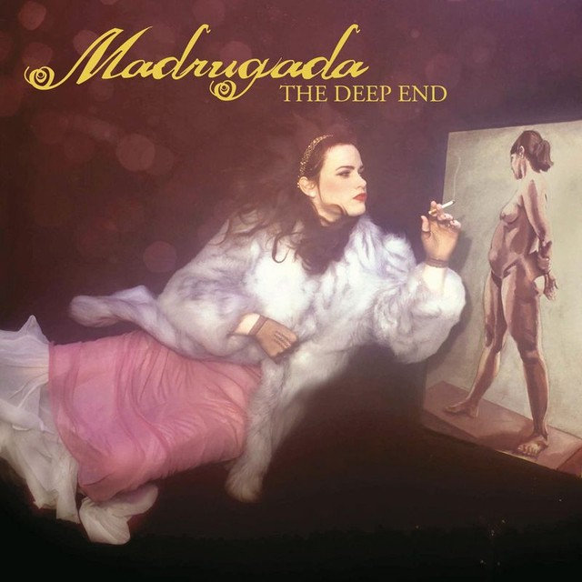 Album cover for The Deep End by Madrugada