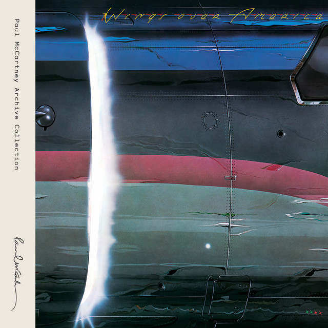 Paul, Paul McCartney Wings Over America album cover