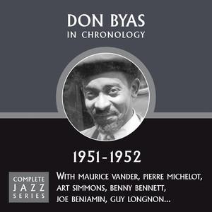 Complete Jazz Series 1951 - 1952 album