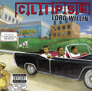 Clipse, N.O.R.E., Baby, Lil Wayne Grindin' - Remix - Main cover