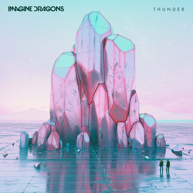 Imagine Dragons Thunder album cover