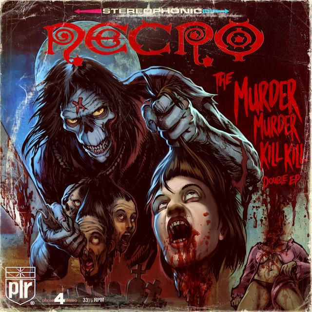 Necro The Murder Murder Kill Kill EP album cover
