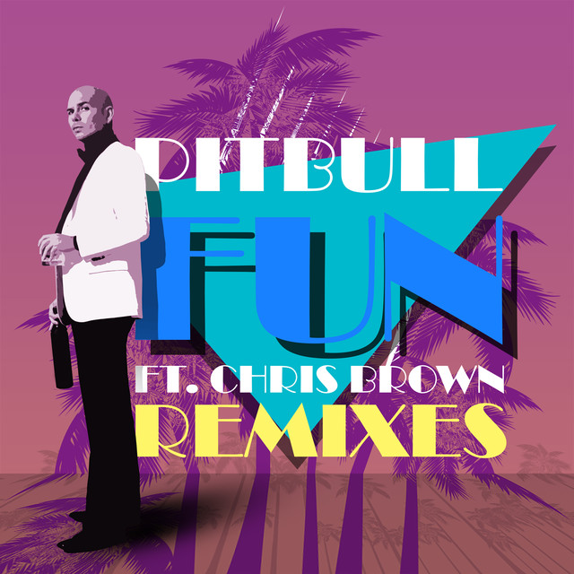 Fun (Remixes) Albumcover