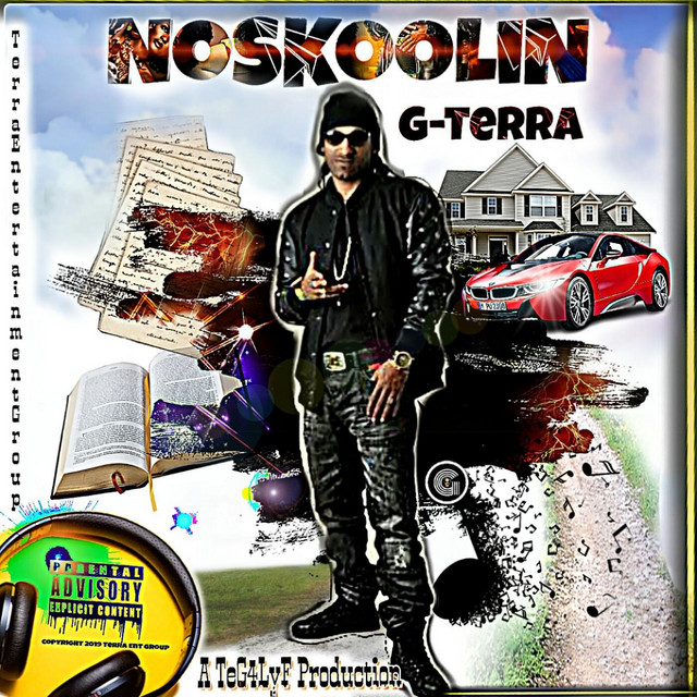 G-TERRA NOSKOOLIN ALBUM