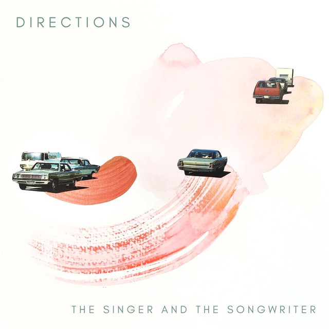 Album cover for Directions by The Singer and the Songwriter