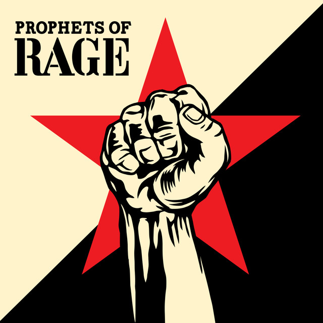 Album cover for Prophets Of Rage by Prophets Of Rage