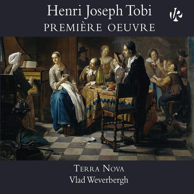 Henri Joseph Tobi: Six Trio pour une clarinette, un violon et une basse, Opus 1