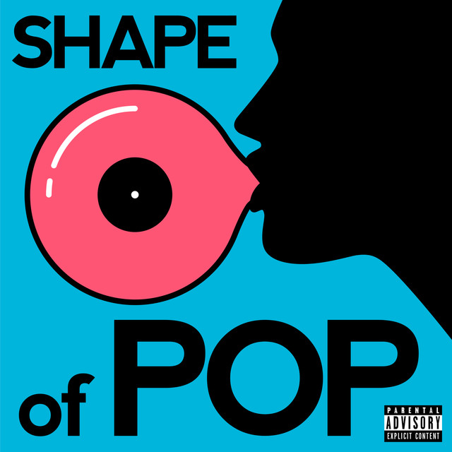 Album cover for Shape Of Pop by Various Artists